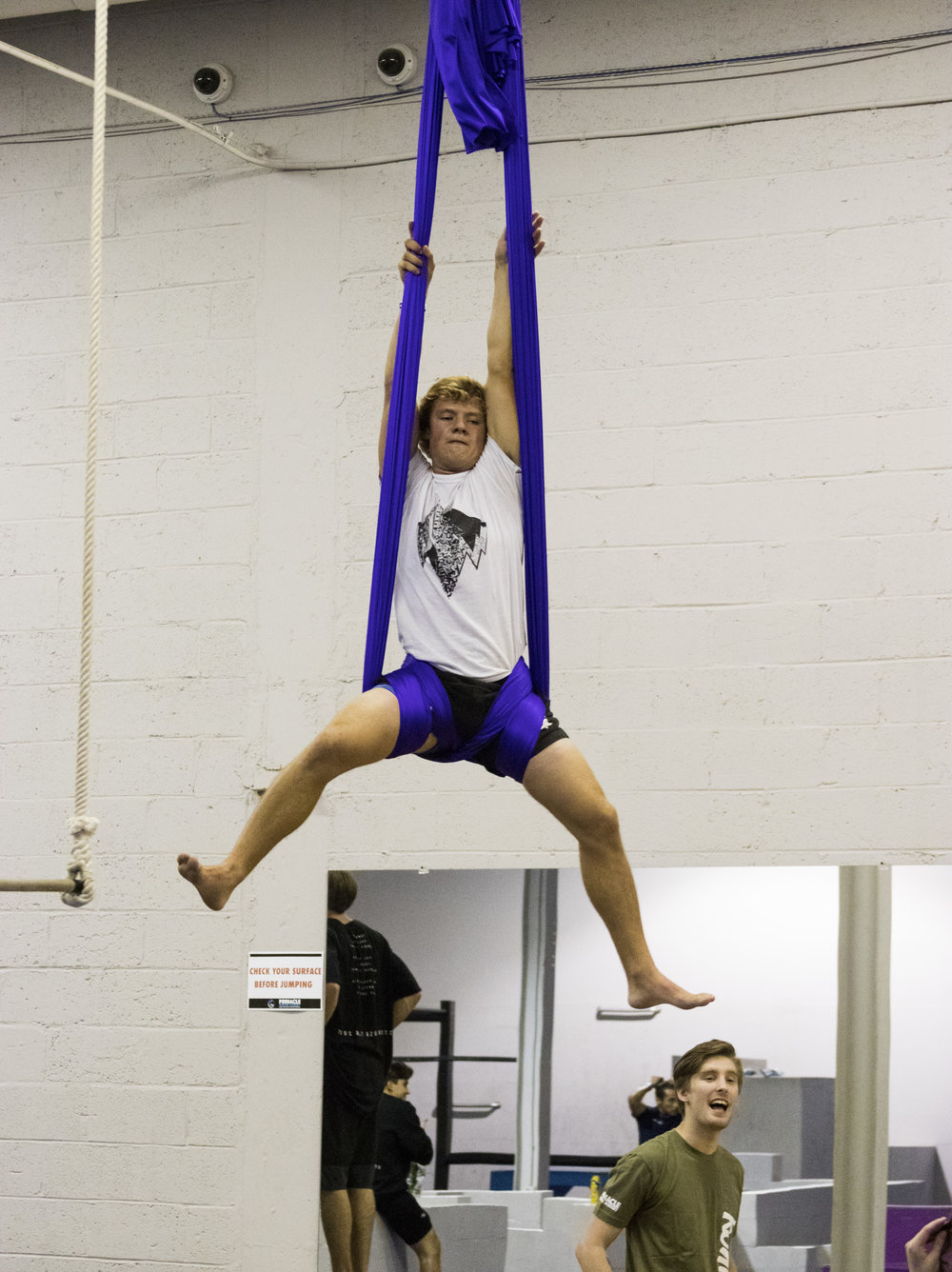 Aerial Silks is for Everyone!