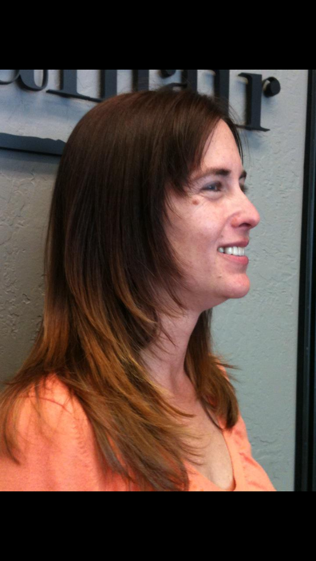Haircut and Color by Meghan Burt