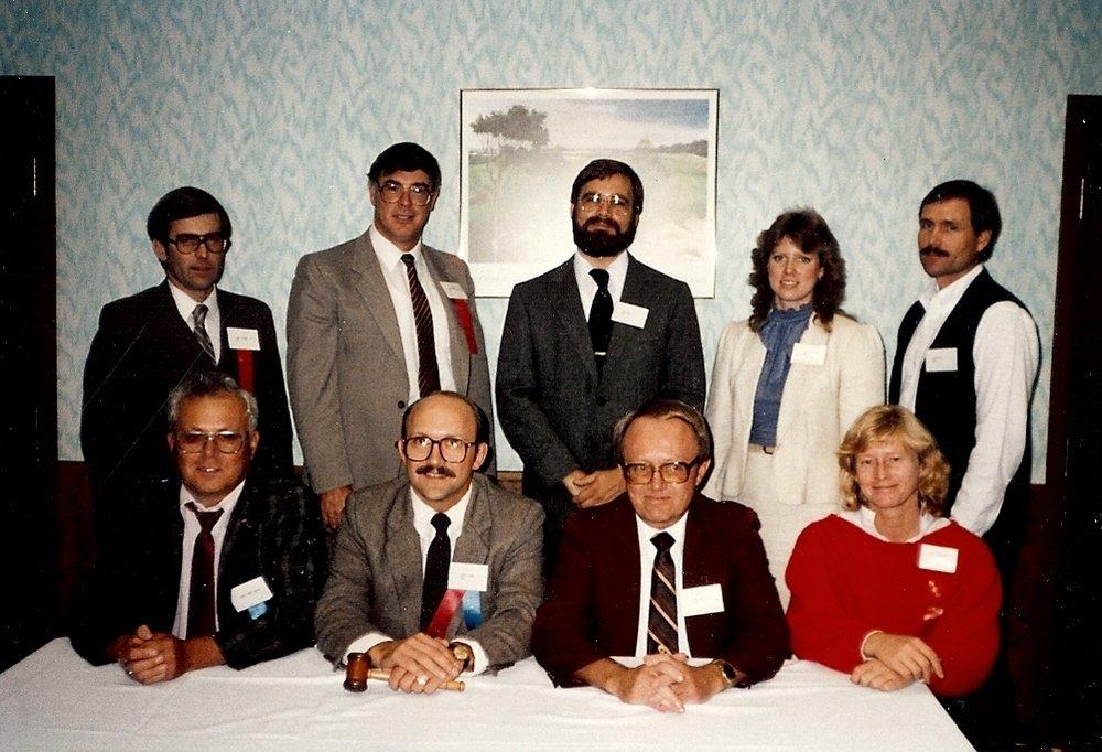 1984 WEHA Board