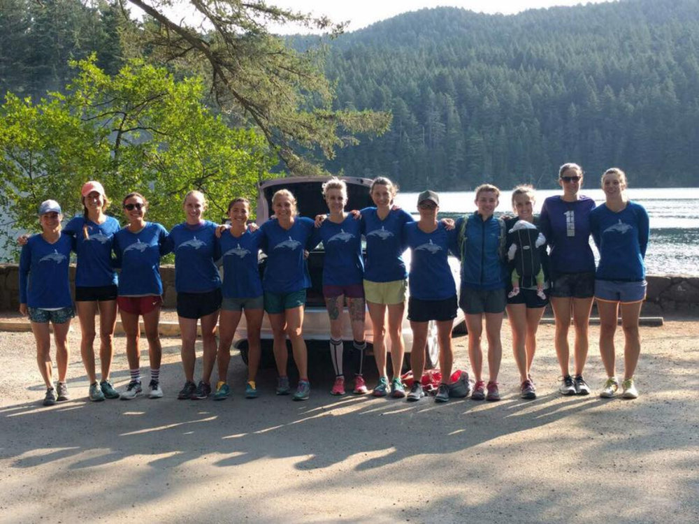 2017 NW Women's Running Retreat
