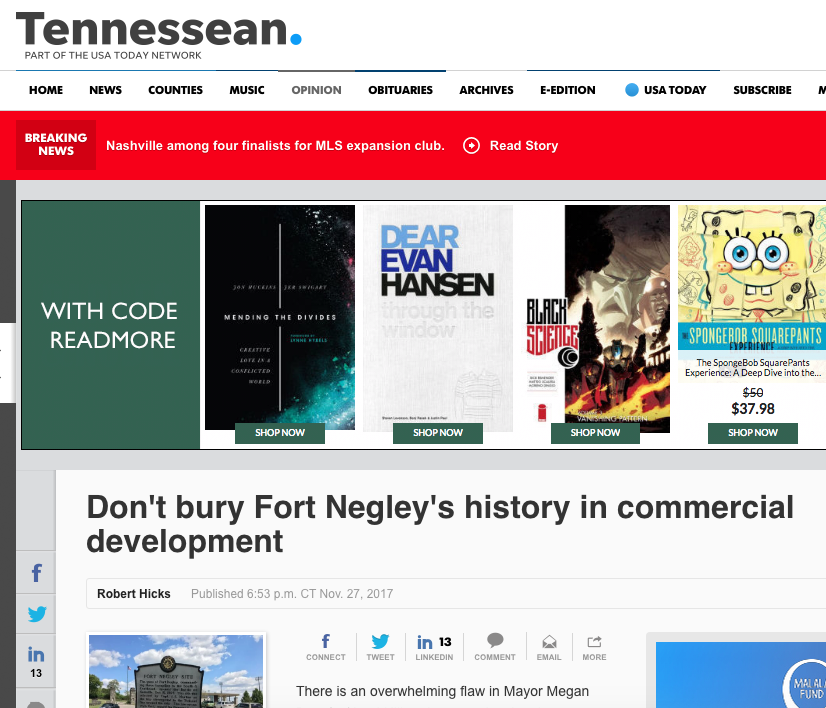 http://www.tennessean.com/story/opinion/2017/11/27/dont-bury-fort-negleys-history-commercial-development/107943732/