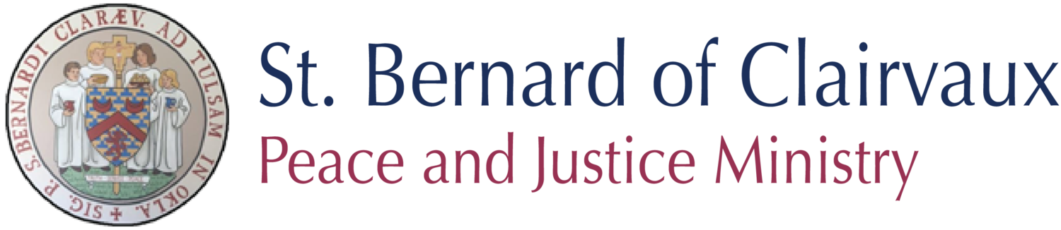 St. Bernard's Peace & Justice Ministry