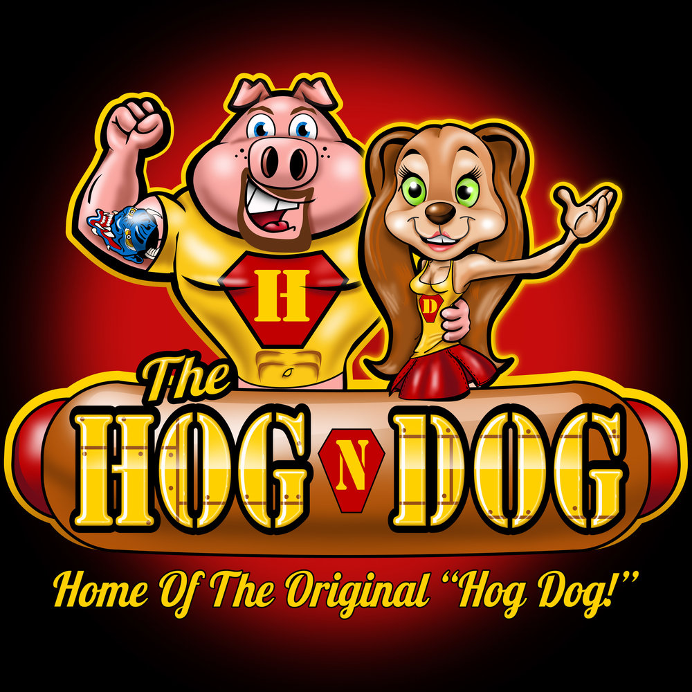 Hog and Dog.JPG