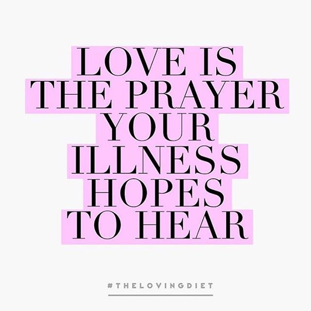 Infusing more #love into our treatment protocols, our perspectives, our #mindsets and our lives... one day at a time. 🙌🏻 Each and every day, we ask: how can we be more loving to ourselves, our relationship with our illness, to others and to the world? We then try to act on those loving nudges. Try it.. maybe more #love is just what you, your body and your life need in this moment.✨💜