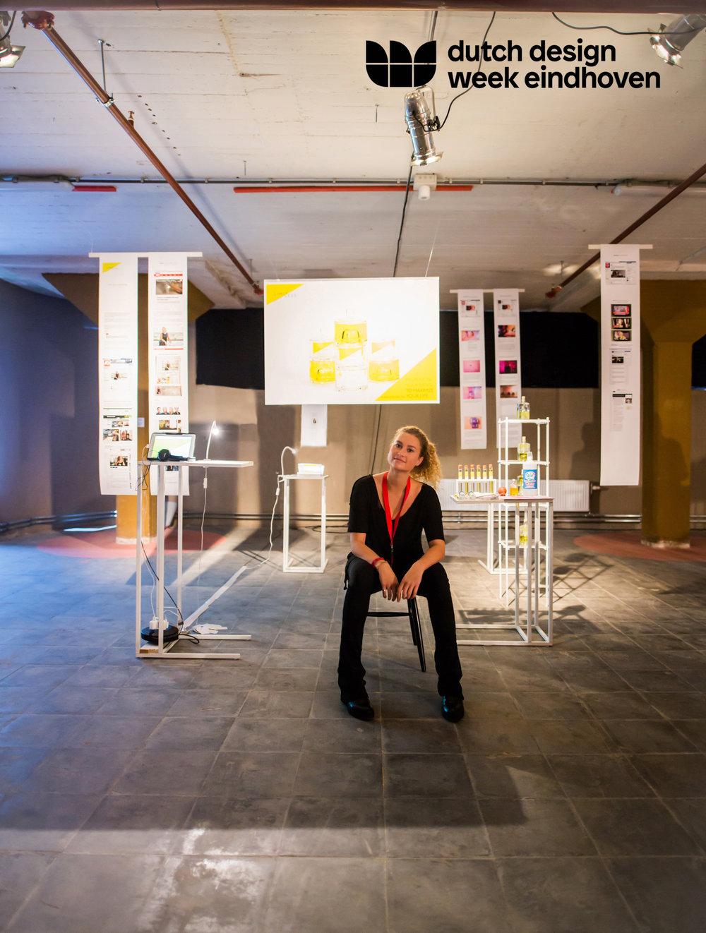 Dutch Design week Eindhoven , expositie