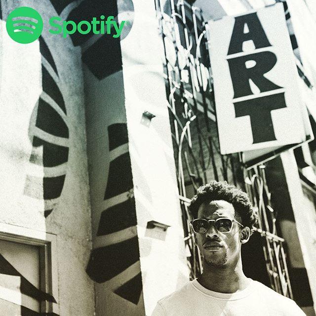 "listen to my new 💿 ""CHEMISTRY"" on Spotify, it's all VIBES / 📸: @hiimalvin | #newmusicalert #artisforever #hiphopsoul #smoothvibes #marcussingletonmusic #chemistryalbum"