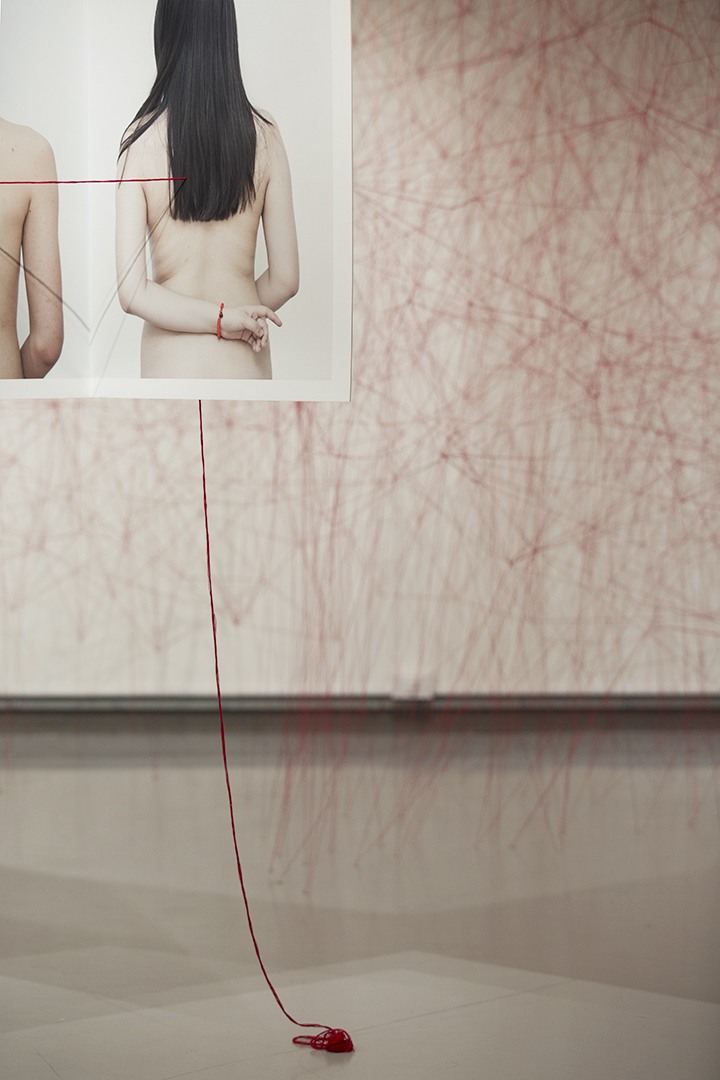 Innocence I, Installation view