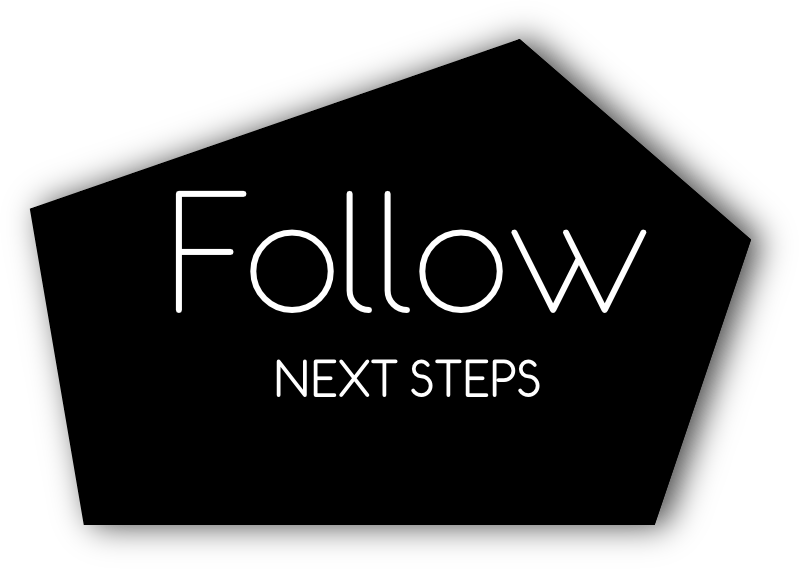 Follow - Next Steps
