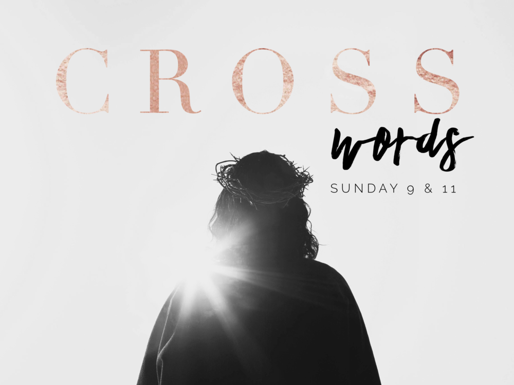 Cross Words series logo