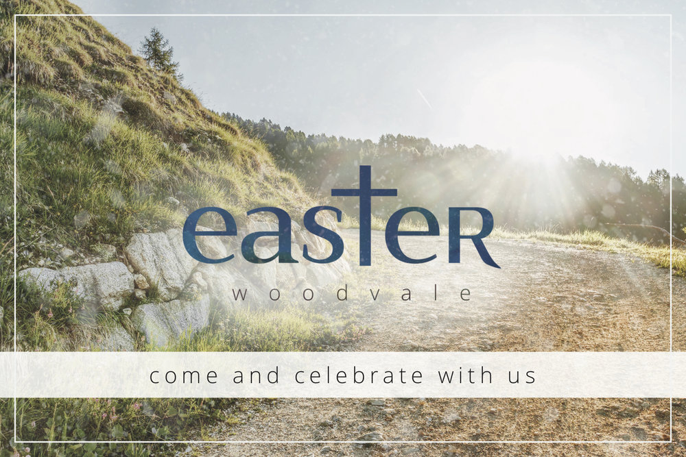 Easter at Woodavle logo