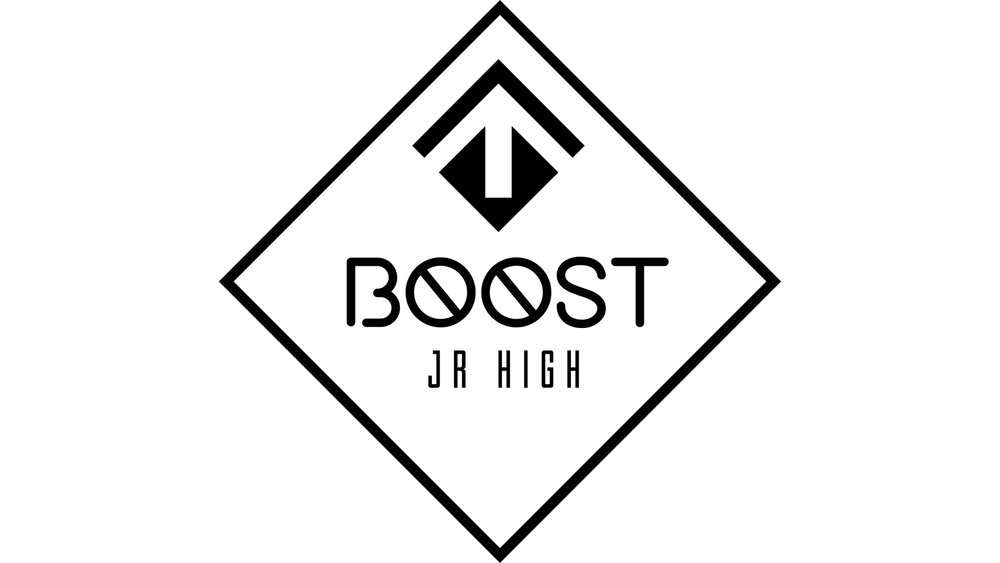 Boost Junior High Ministry
