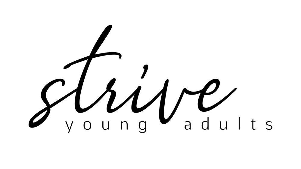 Strive Young Adults Logo