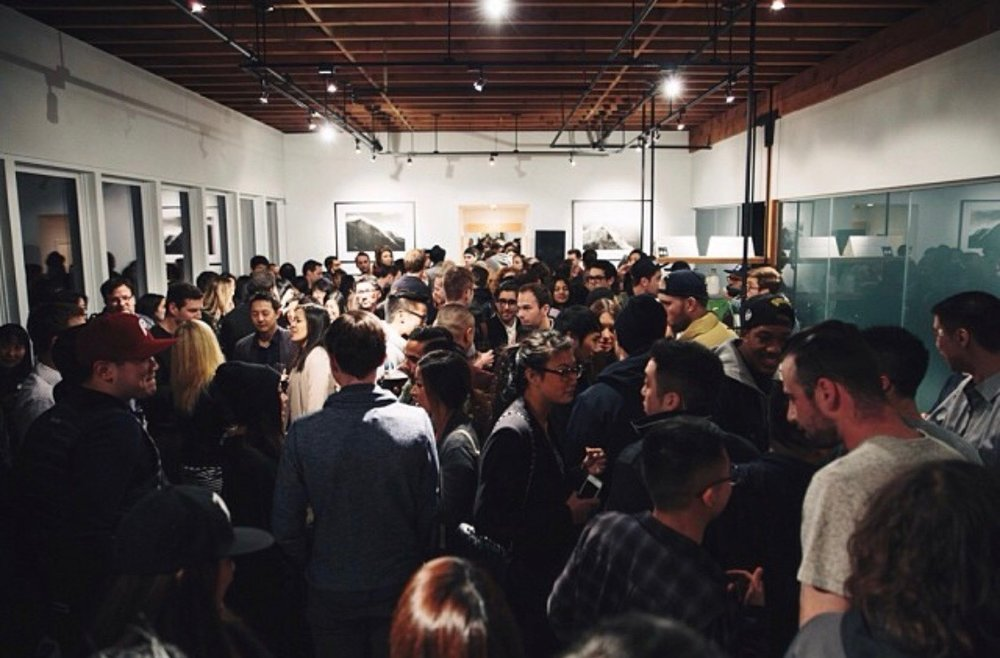 wings+horns vancouver showroom launch