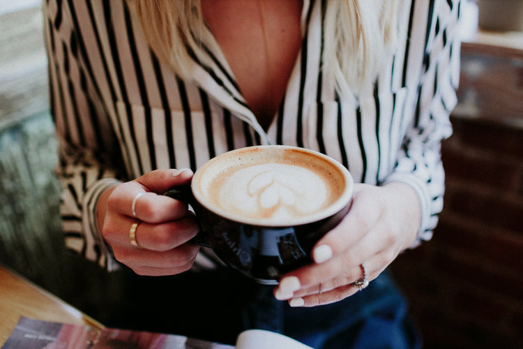 The Key to Morning Affirmations to Your Dream Life by Fashion Blogger Cath Claire
