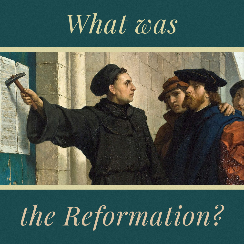 Episode 1: What was the Reformation? - On this episode of The Reformation Podcast, hosts Gerhard Stübben and Tylor Standley discuss the fundamental question in Reformation studies: what was the confusing, sprawling, complicated chain of events we call