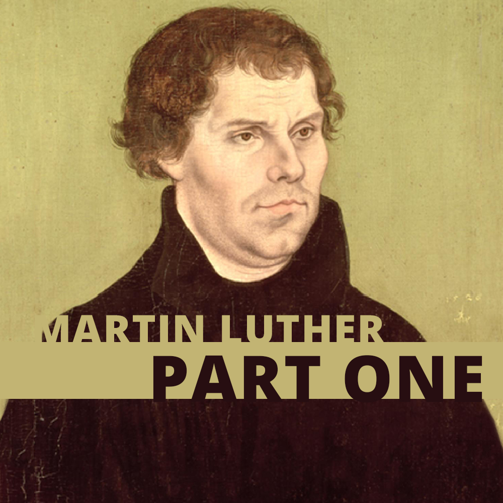 Episode 2: Martin Luther Part 1 - On this episode of The Reformation Podcast, hosts Gerhard Stübben and Jake Raabe introduce the one who started it all: Martin Luther.