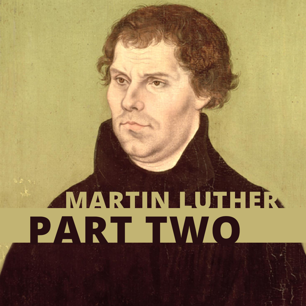 Episode 3: Martin Luther Part 2 - On this episode of The Reformation Podcast, hosts Gerhard Stübben and Jake Raabe discuss Luther's most well-known work, the 95 Theses.