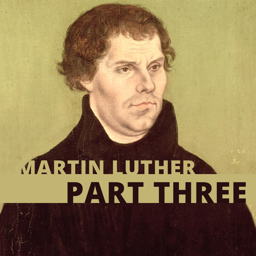 Episode 5: Mature Luther - On this episode on Martin Luther, Jake and Gerhard discuss Martin Luther's mature thought. We especially look at Luther's To the German Nobility, Freedom of the Christian, and Babylonian Captivity of the Church. This, finally, is Luther in his true form.