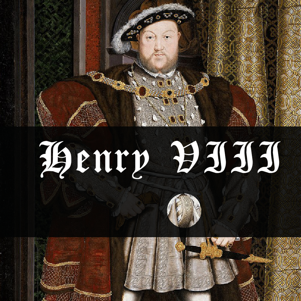 Episode 7: Henry VIII - For the first episode in a series on the English Reformation, Jake and Gerhard discuss history's most famous monarch.