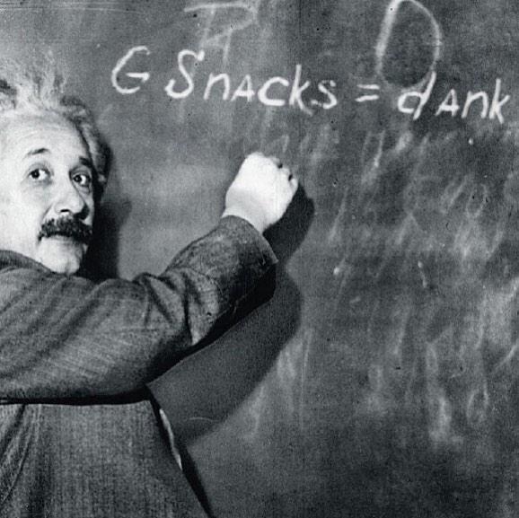 Einstein was a genius #science #space and #time #einsteinsaid