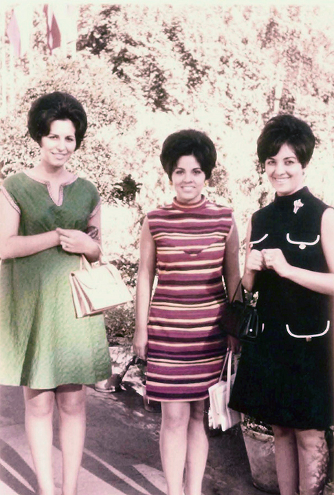 1969 in Tehran with a friend and sister -in-law-  copy.jpg