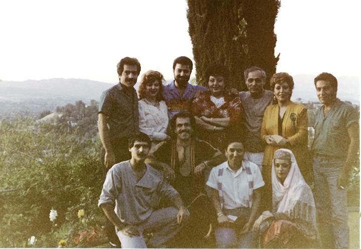 Khordadian Nowruz Friends by Tree.jpg