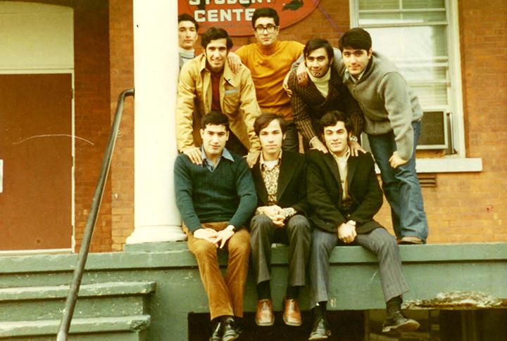 Saeed &  Massoud Afaru Saint Michael College 1971.  copy.jpg