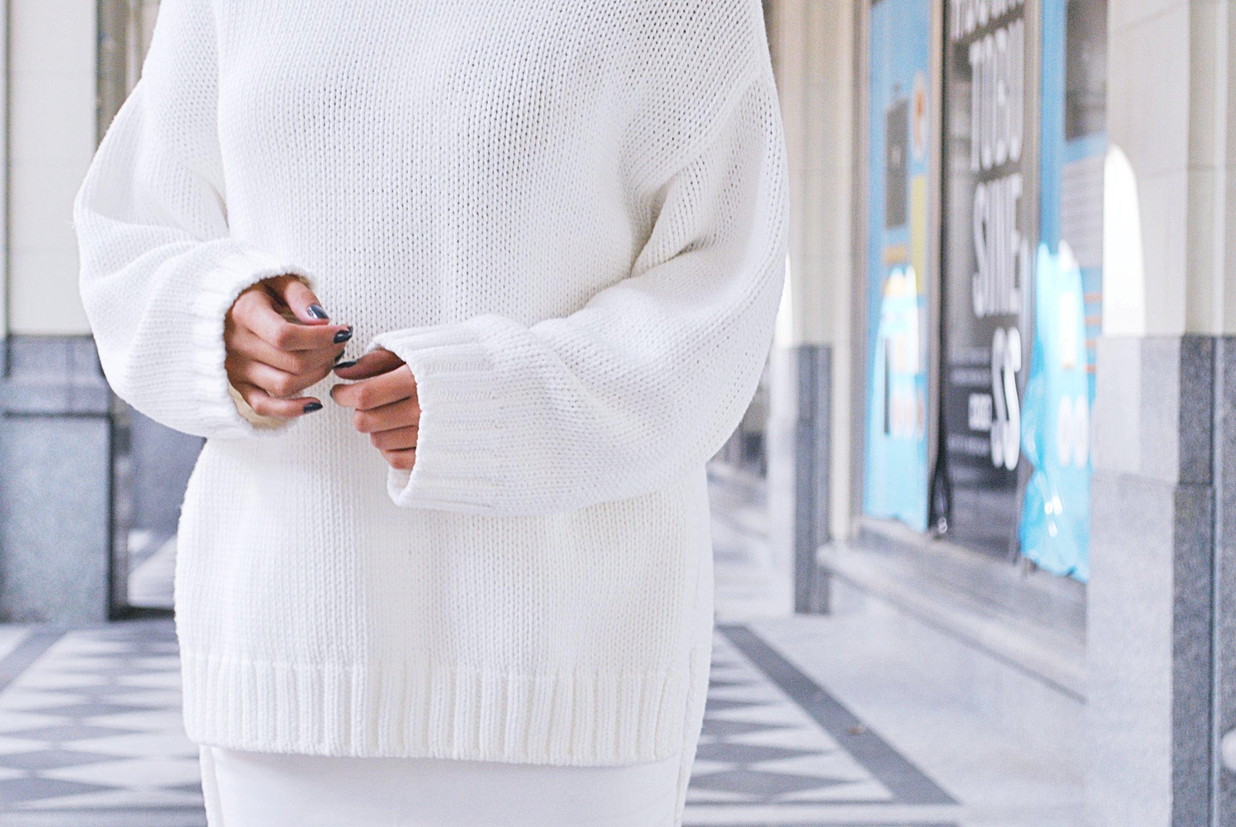 White Sweater 4