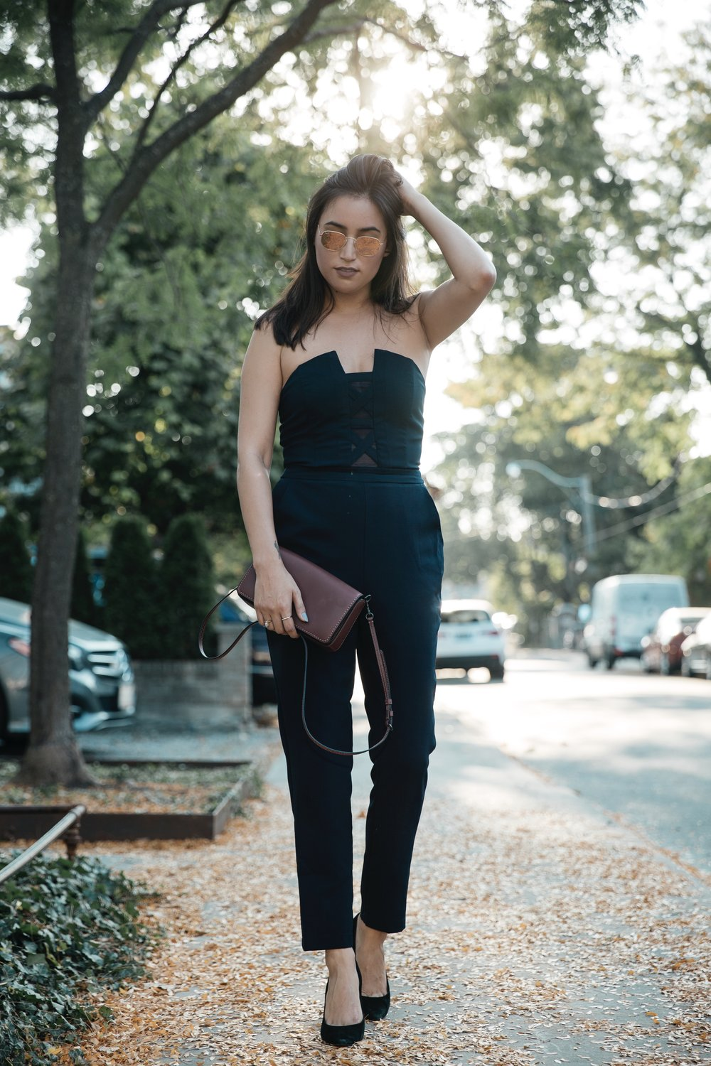 Fall Fashion Trends Jumpsuit