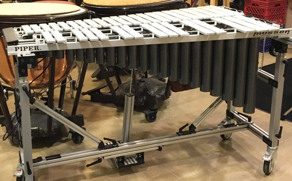 Musser-John Piper model 3.0-octave vibraphone