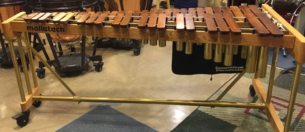 Malletech 4.0-octave Bob Becker Soloist series xylophone
