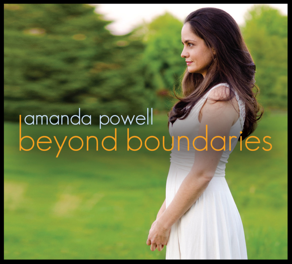 "Amanda Powell's  Beyond Boundaries  is a collection of songs from around the world, including Venezuela, Bulgaria, Mongolia, Ireland, and the Middle East. The recording ""transcends boundaries of genre, style, region, and expectation into the connective heart of music."" Powell, a featured vocal soloist with Apollo's Fire Baroque Orchestra has traveled the world collecting the songs and stories featured here. Several Youngstown State University faculty participated in this recording including clarinetist Alice Wang, percussionist Glenn Schaft, and pianists Cicilia Yudha and Alton Merrell. Dave Morgan, Professor of Jazz Studies and Double Bass, co-produced and arranged the music, as well as playing bass. Glenn plays congas, frame drums, and assorted hand-held percussion on three tracks."