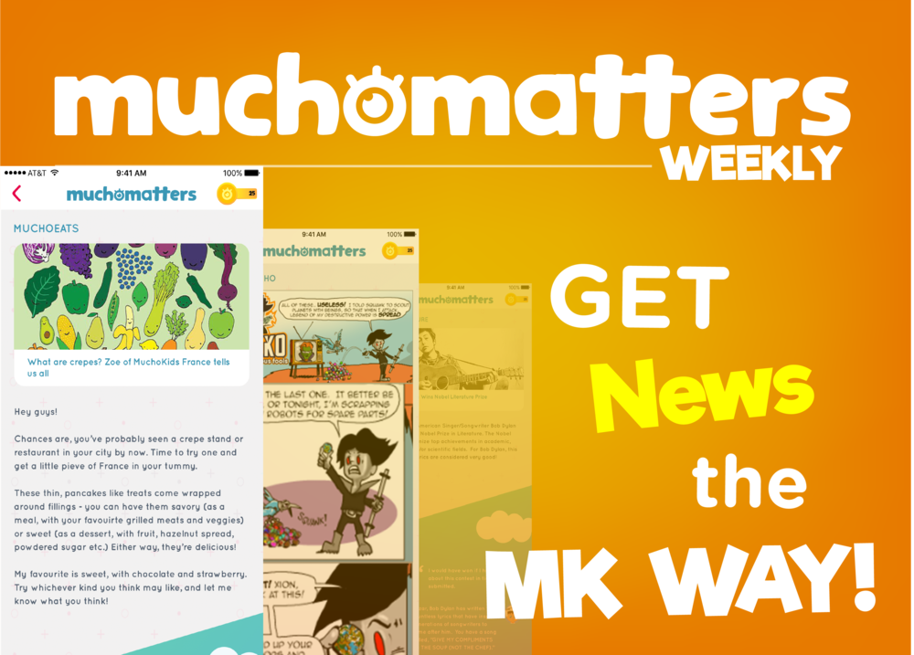 news for muchokids