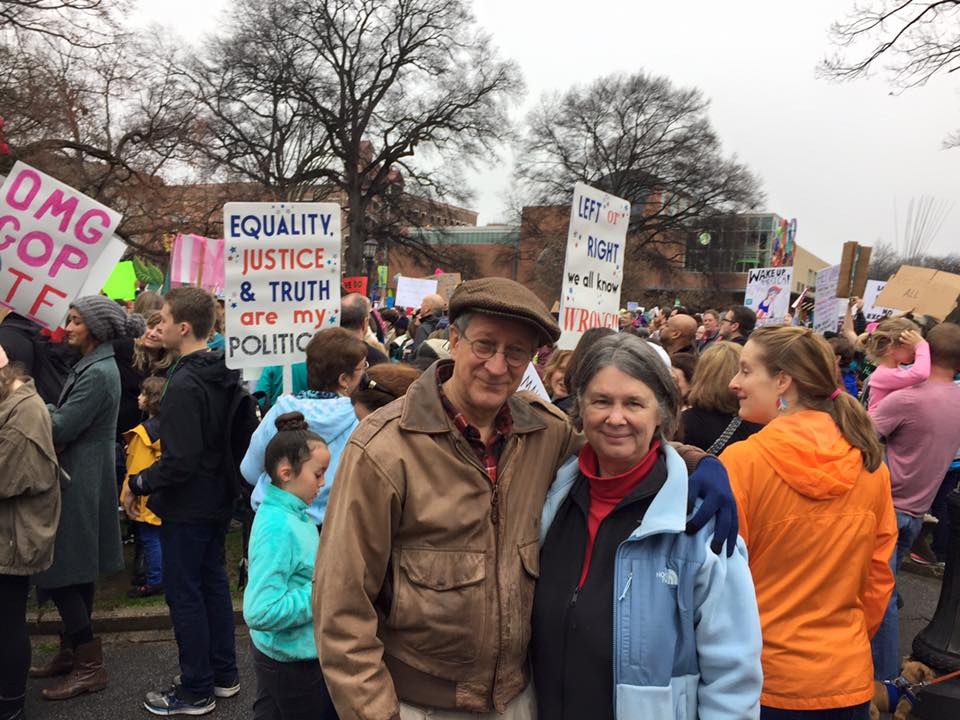 Steve + Lao - Women's March.jpg