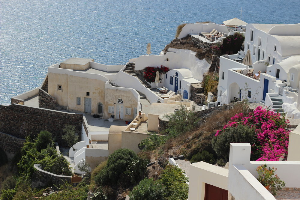 HWD Travels - Santorini