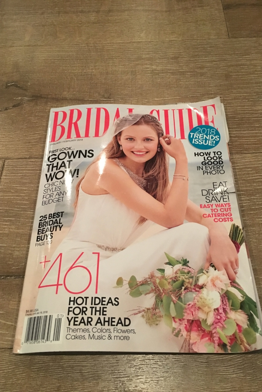 Bride Guide 2 trending Bride Guide Love Letter Motion Magazine Vintage LOVE couples advice  newhome  https://www.findingarizonapodcast.com/finding-az-engagement/