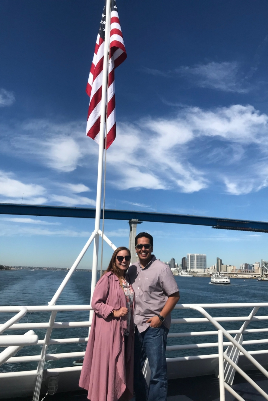San DIego Travel California Vintage LOVE couples party newhome  https://www.findingarizonapodcast.com/finding-az-engagement/