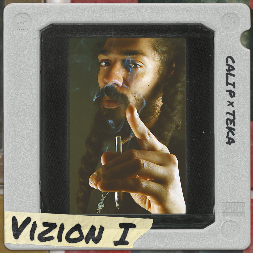 "Cali P -Vizion EP Cover - got to shoot the cover as well as several promo pictures for the new EP called ""VIZION"" by the reggae artist Cali P.cover artwork by Jonathan Moritzshot on 35mm film in may '18"