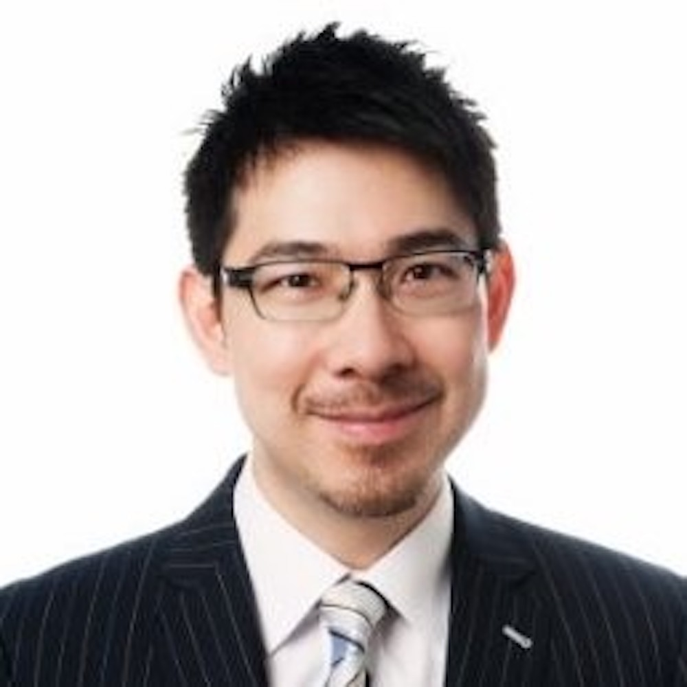 Dr. Jimmy Chiang , Associate Director-General of Investment Promotion, Invest Hong Kong, the Government of the Hong Kong SAR