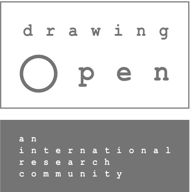 drawing open