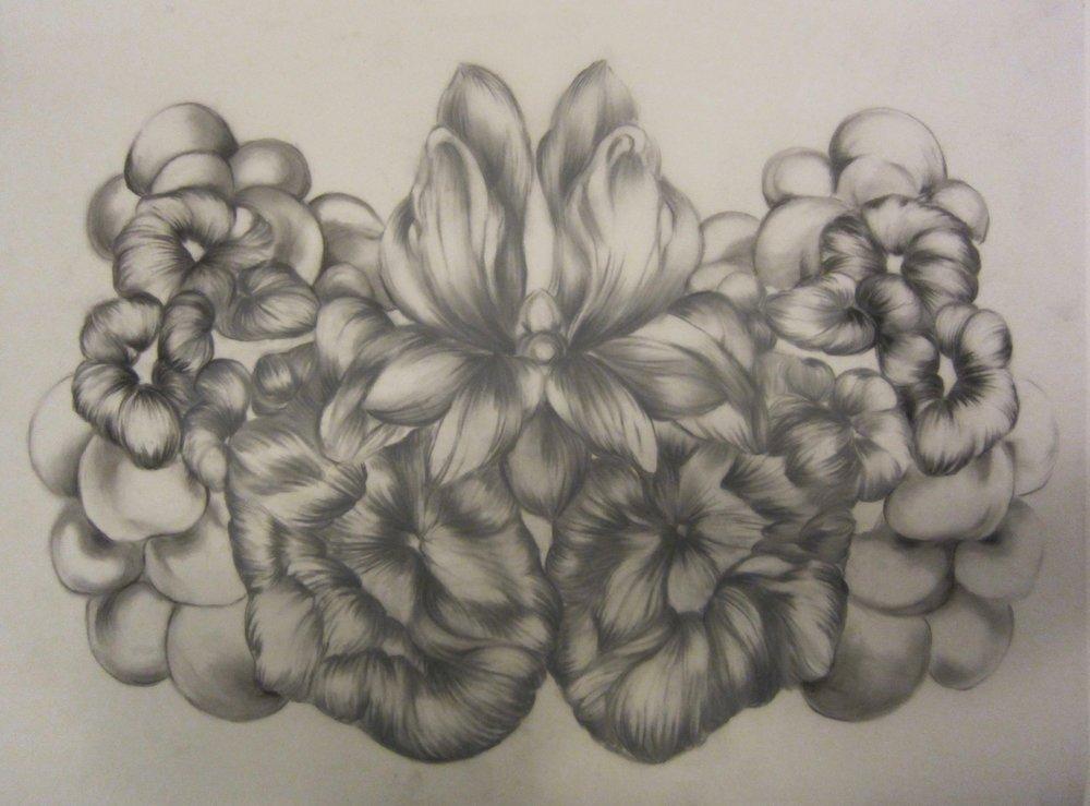 Drawing by Katlyn Brumfield