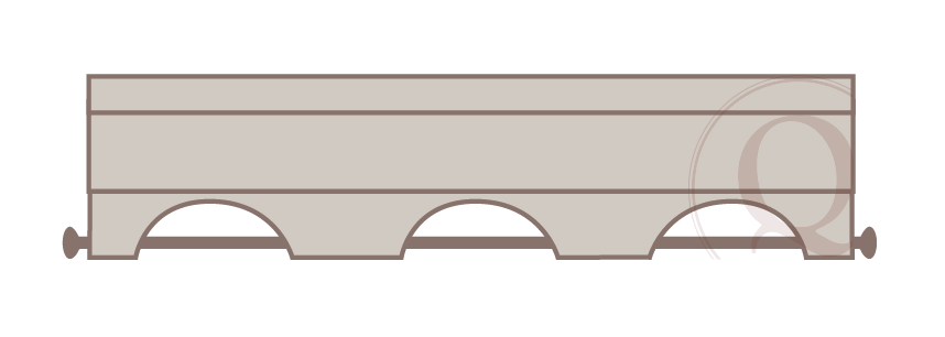 Cleveland Valance Drawing