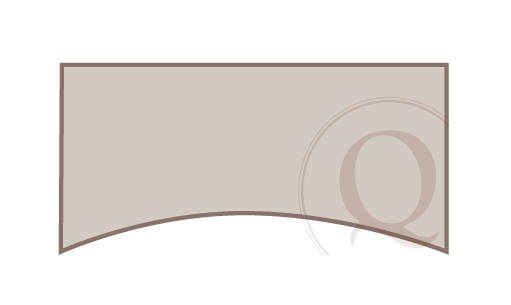 Arched Cornice Drawing