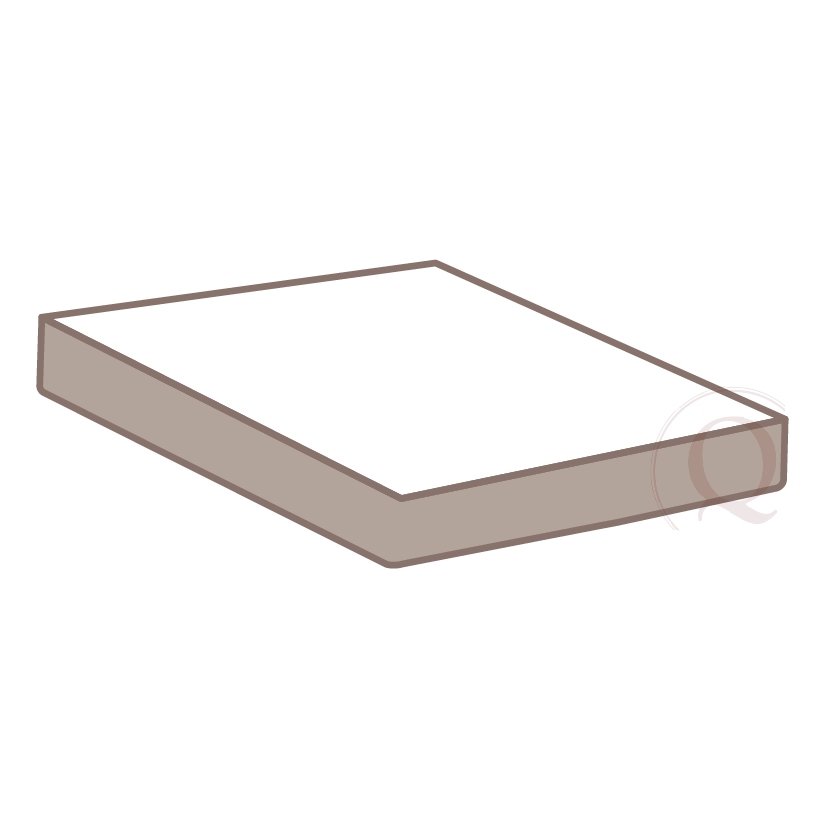 """box spring cover: - a bottom of bed cover that begins at the top of the box spring and covers only the box spring, typically by 1"""" or less. Anything below the box spring will remain uncovered."""