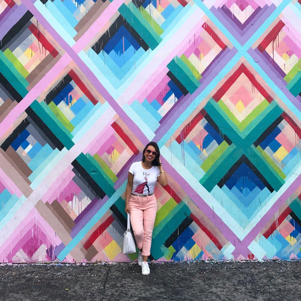Wanderlust Tip: - Lucete con tu outfit en Wynwood, ¡por que vas a querer tomarte fotos en todas sus paredes!