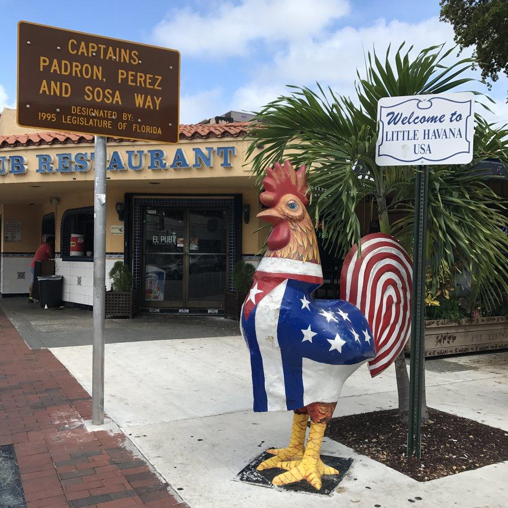 Wanderlust Tip: - Little Havana es una atracción que la recorres rápido, el área es buena para comprar souvenirs.