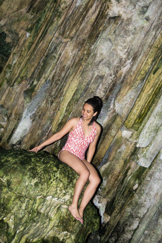 Cueva Saturno - Nadar y escalar por la cueva fue mi mejor experiencia en Varadero. ¡AMEEEE MUCHO!♥♥♥♥