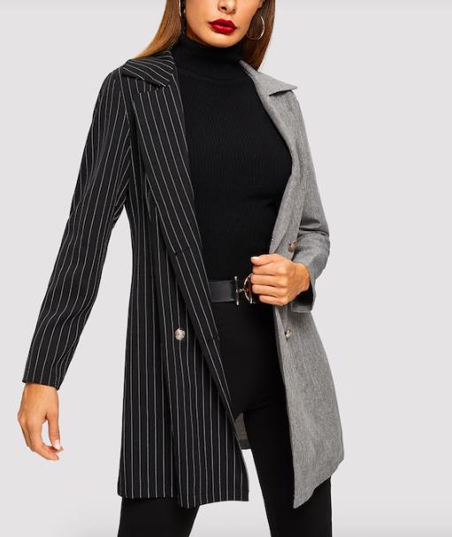 Classy but Trendy - For the ones who need the style at the office!- Los abrigos clásicos pero con un toque diferente son perfectos para la oficina, sin perder el estilo -
