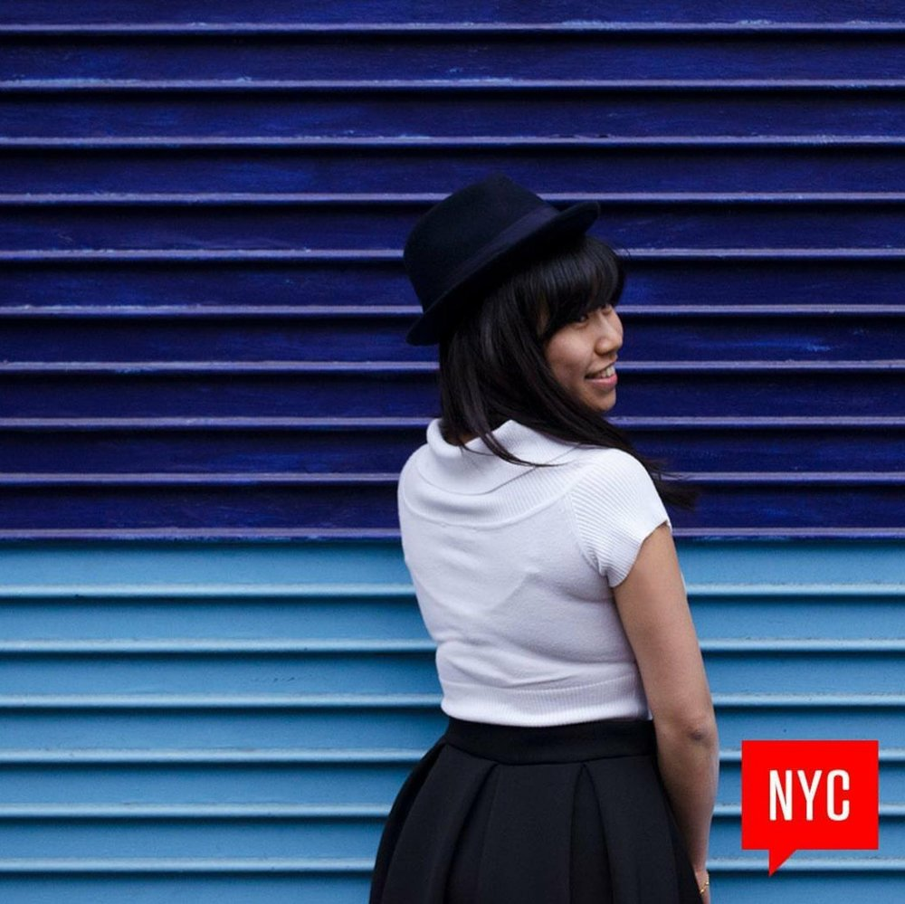 """CreativeMornings NYC """"An international monthly breakfast lecture series designed for creative communities."""""""