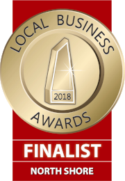 2018 Local business award